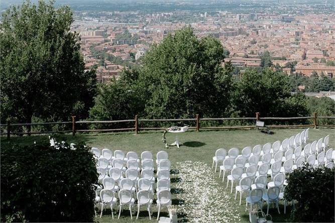 Amazing ceremony