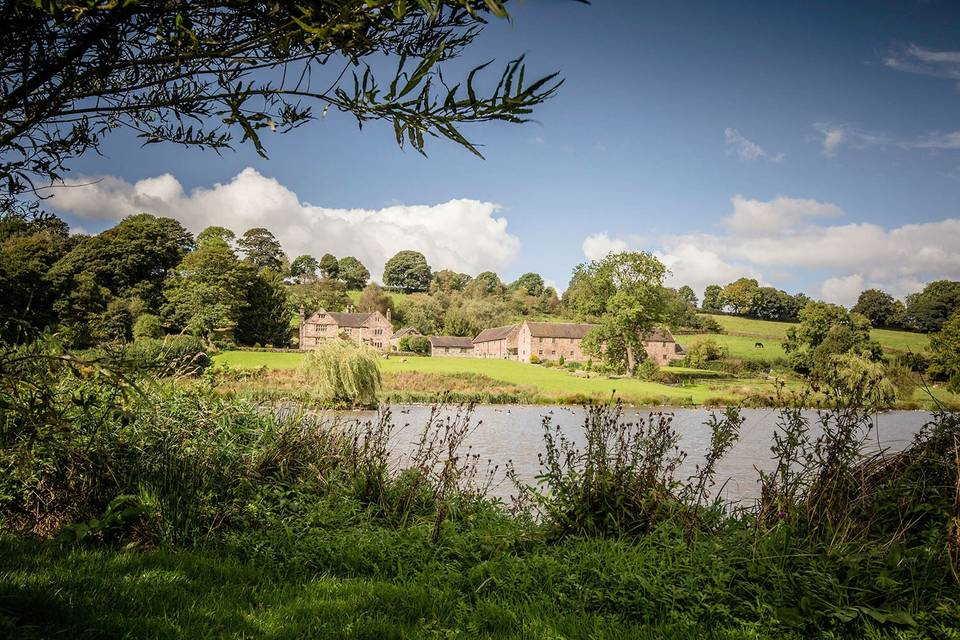 The Ashes Exclusive Country House Barn Wedding Venue 17