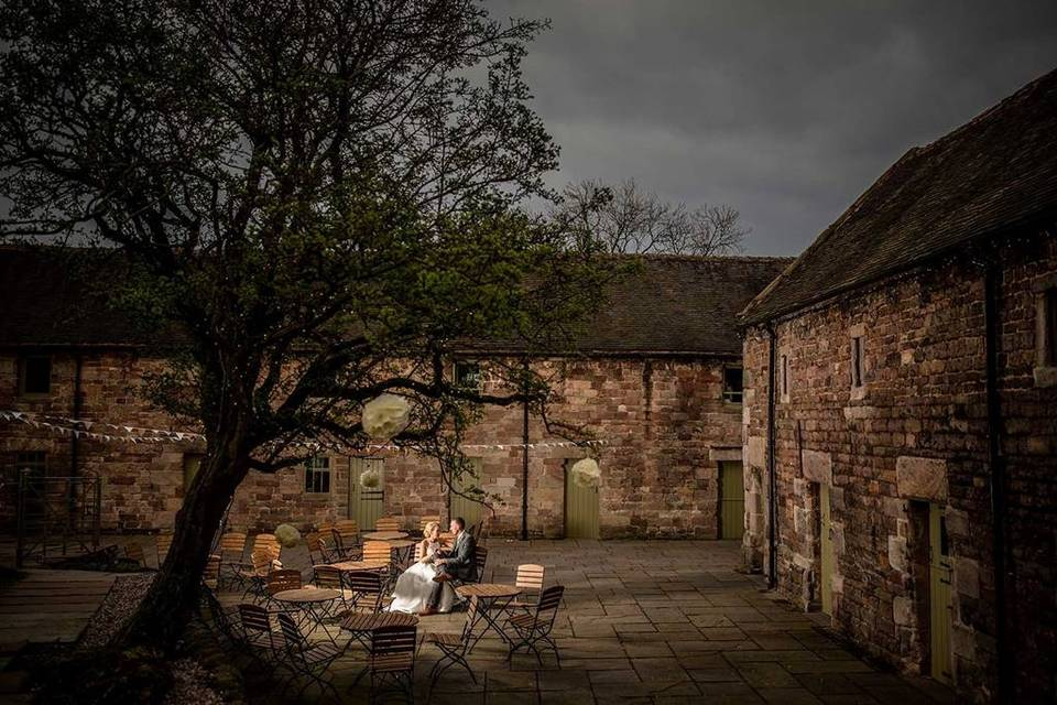 The Ashes Exclusive Country House Barn Wedding Venue 25