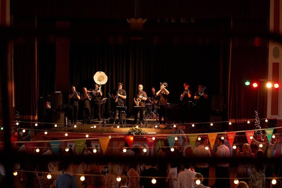 Main Hall Band