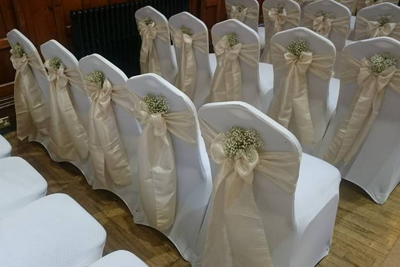 Simple Sashes with Gyps