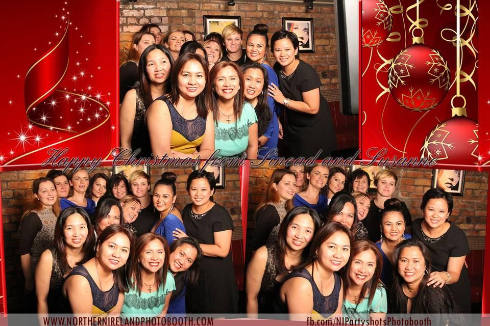 Partyshots Photobooth