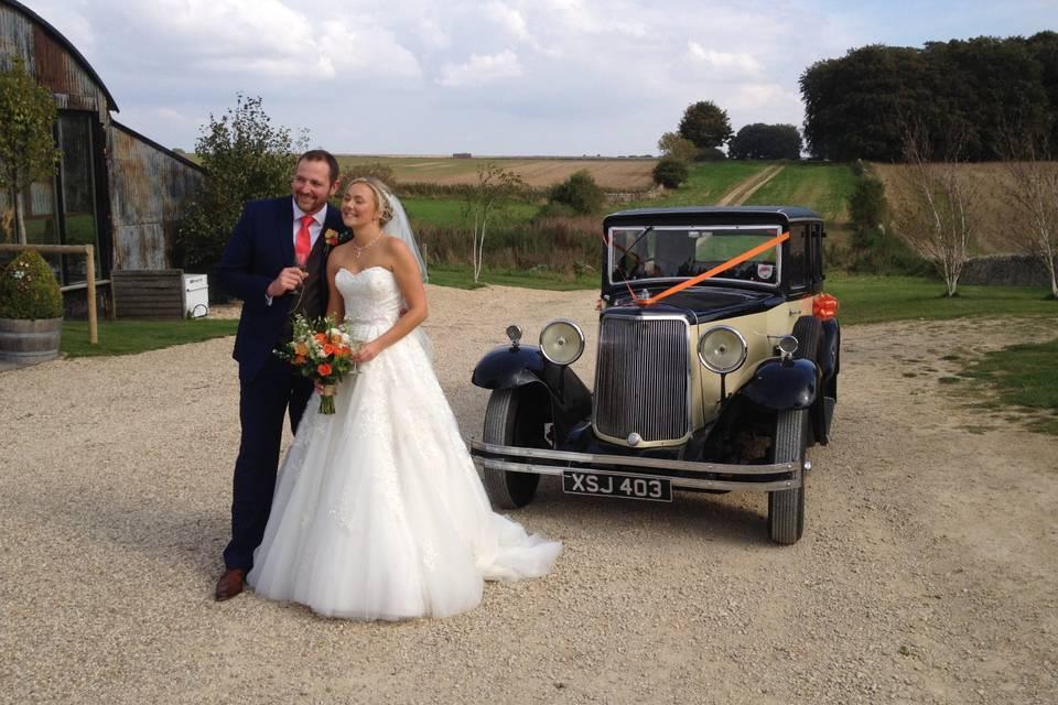Cotswold Weddings & Car Tours