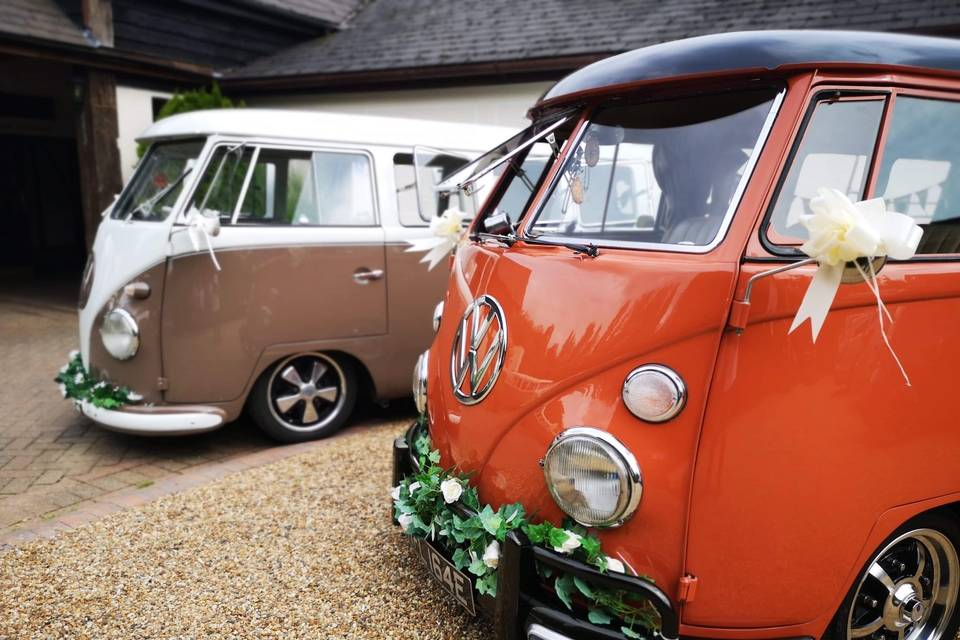 Stunning Campers