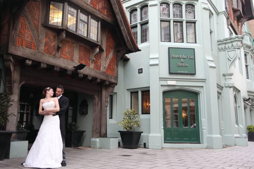 Historic location