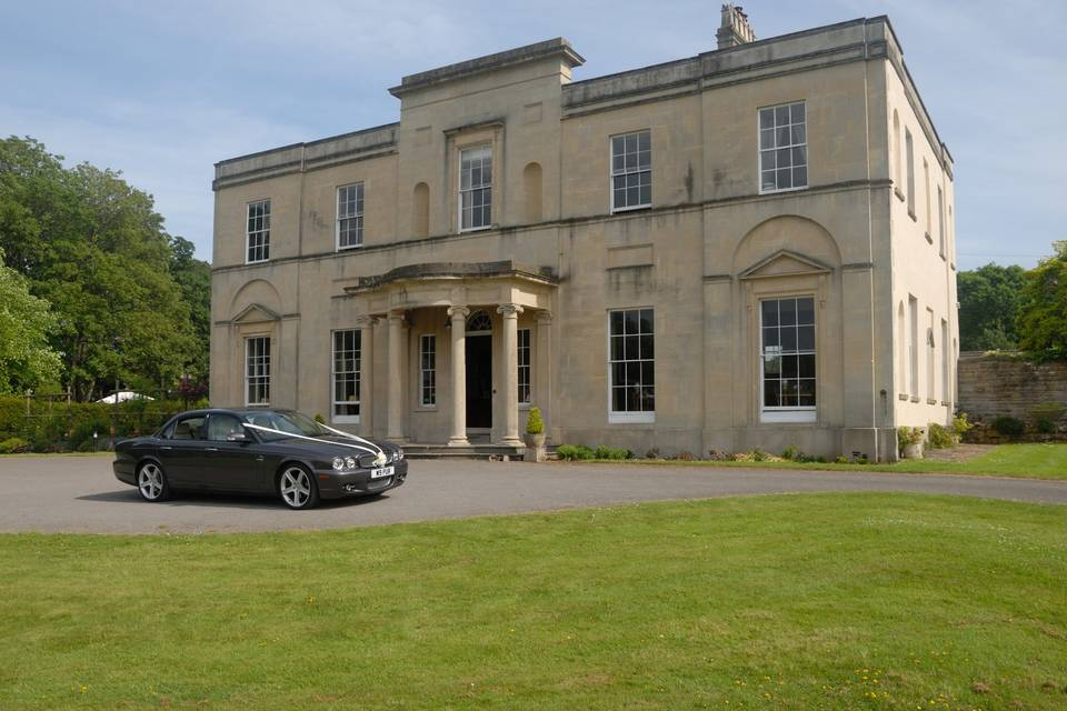 Backwell House in Somerset