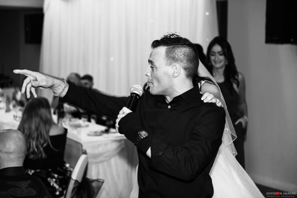 Surprise Wedding Singers