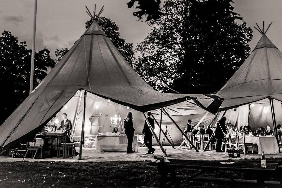 The Unique Tent Co