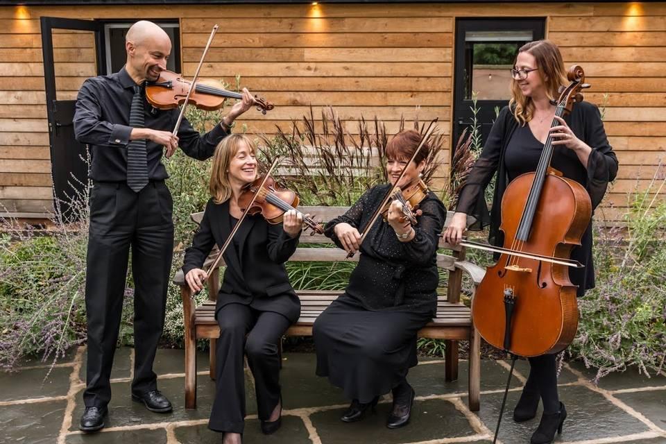 Capriccio Quartet