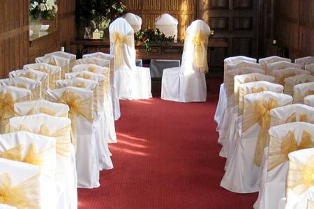 Chancery Chair Covers