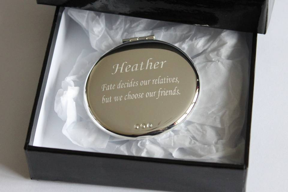 The Engraved Gifts Company