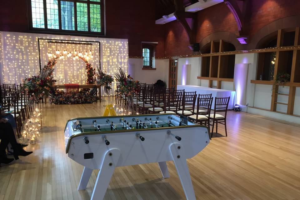 Something Different ChampFoos Table Football 9