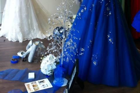 Brides at City Prom