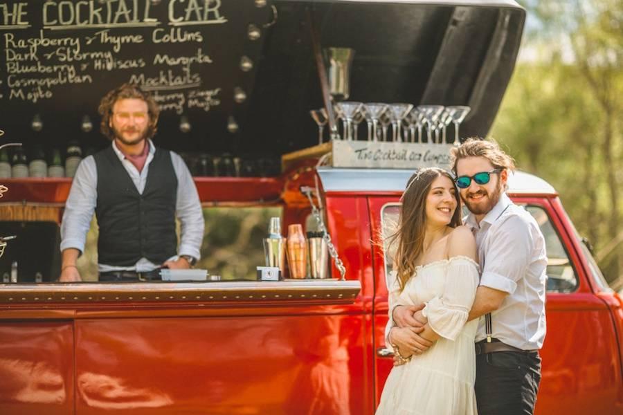 The Cocktail Car Company - Bar Hire