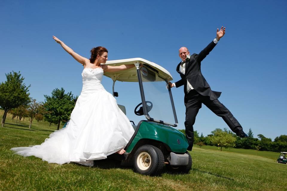 golf buggey