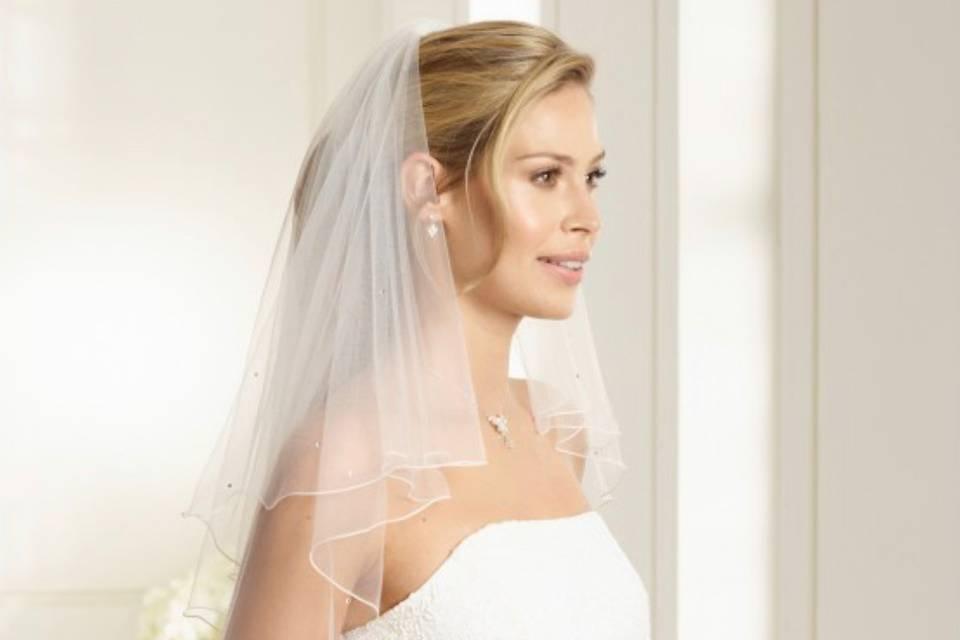 Swarovski Wedding Veils