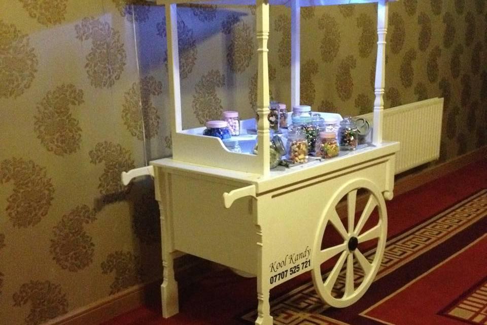 Kool Kandy Karts - Sweet Cart