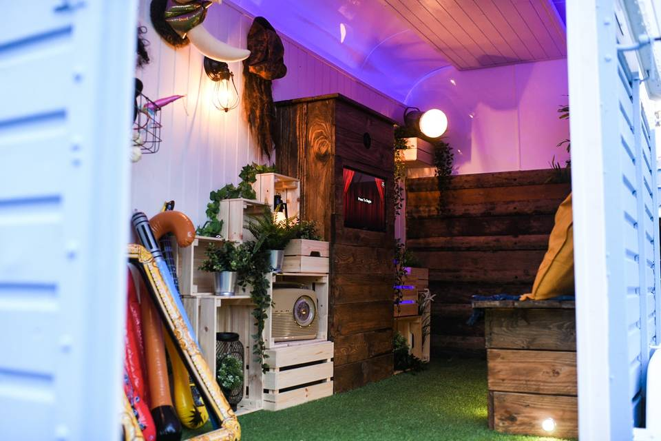 The Horse Booth