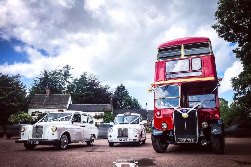 iDoTaxi Wedding Cars & Taxis
