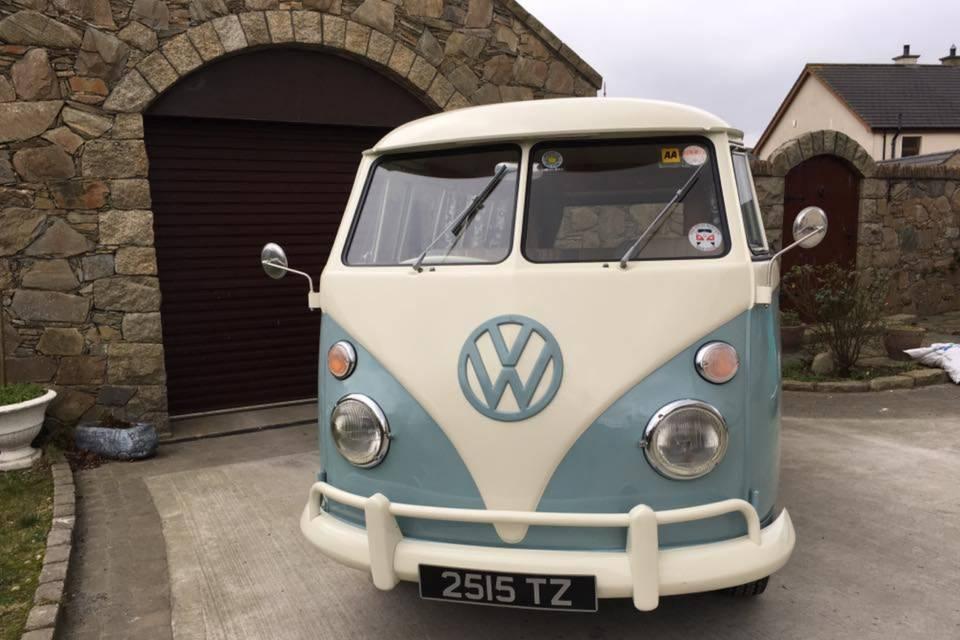 Vintage Wedding Vehicles