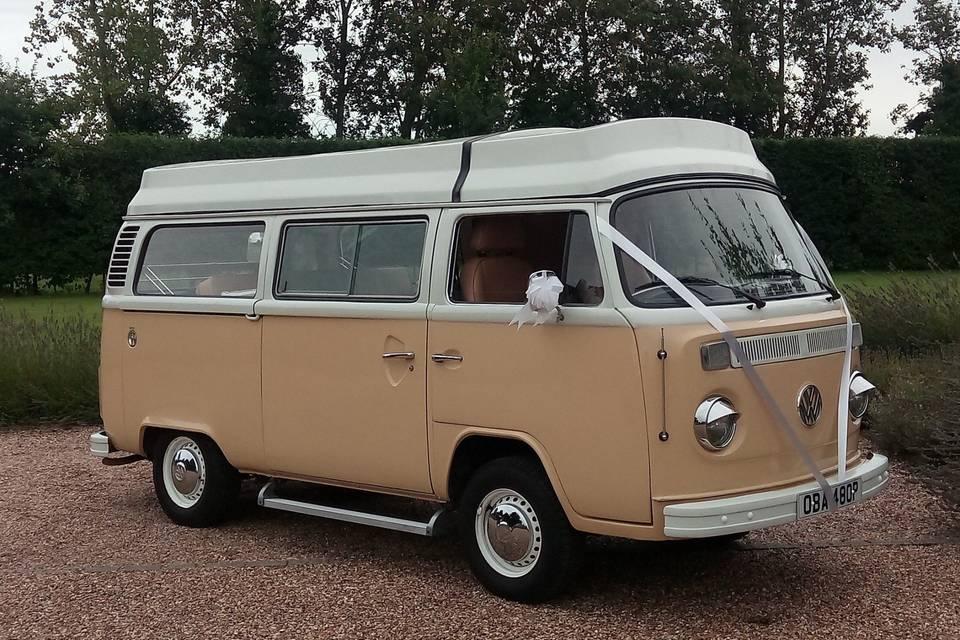 Harold the VW van