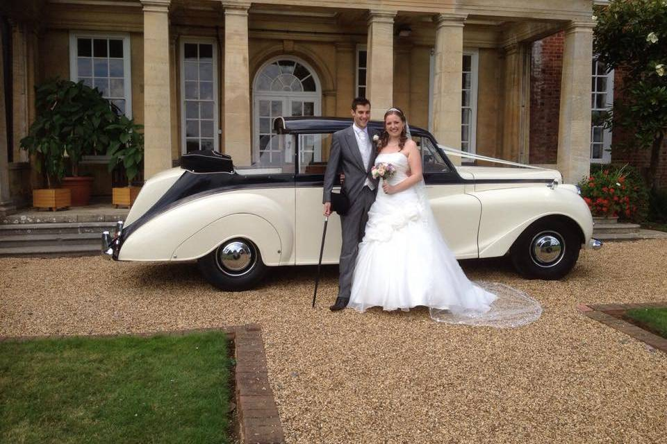 VP Princess Wedding Cars