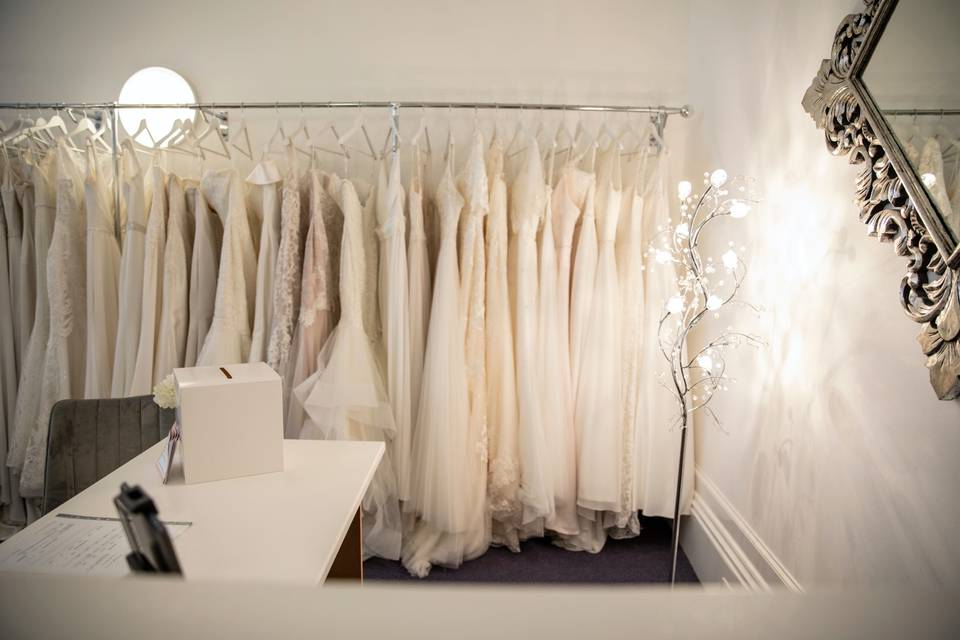 Aimee Bridal couture