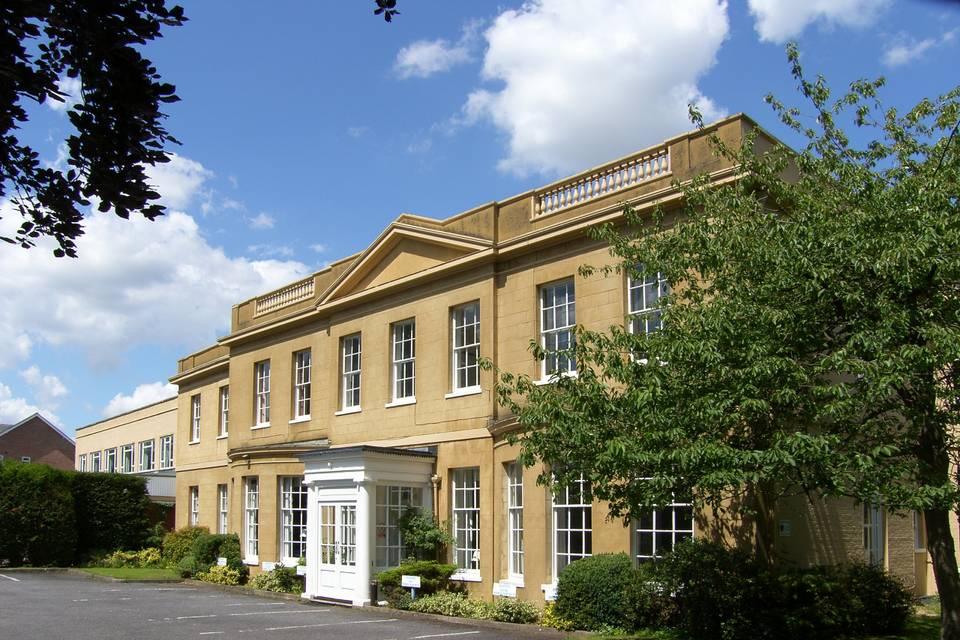 Sindlesham Court