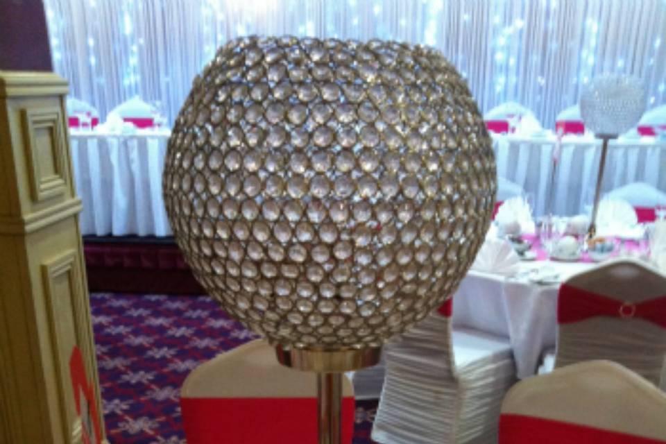 Crystal globe Glenavon