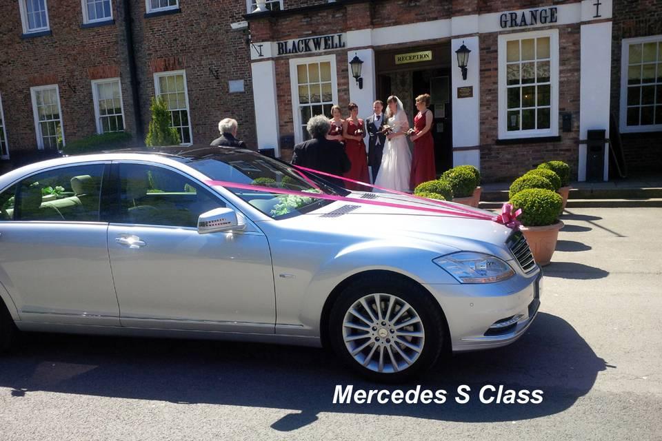 Darlington Wedding Cars
