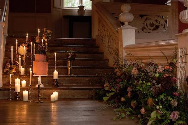 The Charles II Grand Staircase