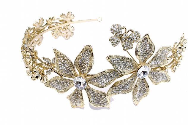Damselle Tiaras & Wedding Accessories