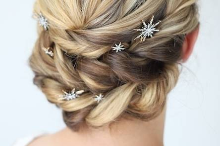 Magical hairstyle