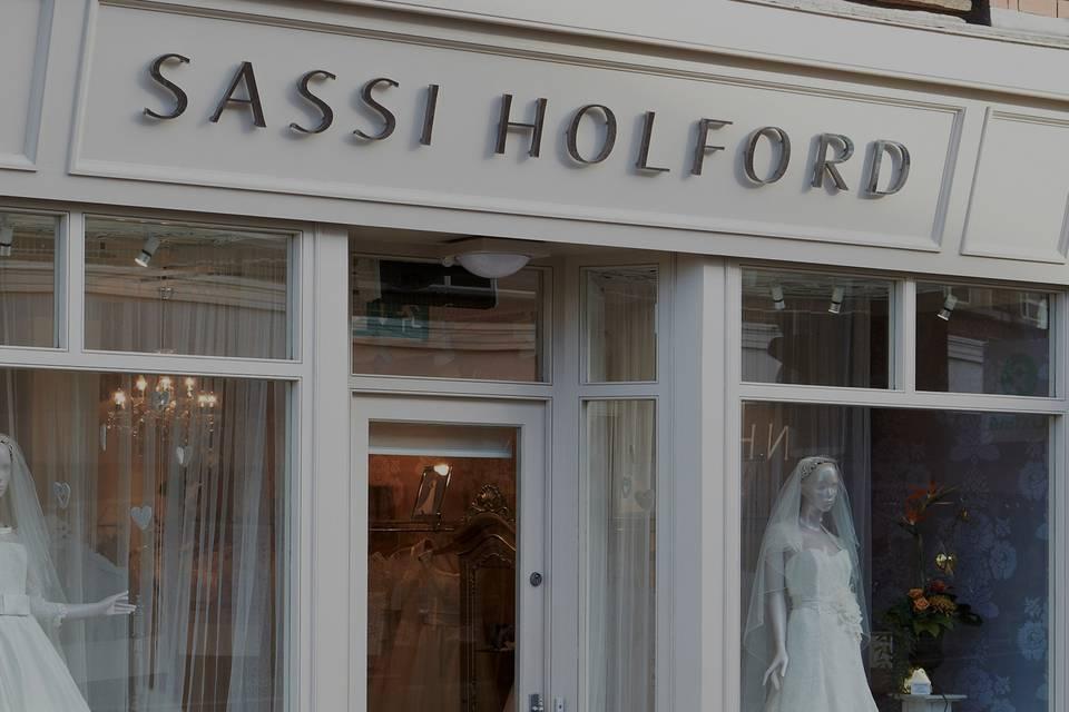 Sassi Holford Bridal