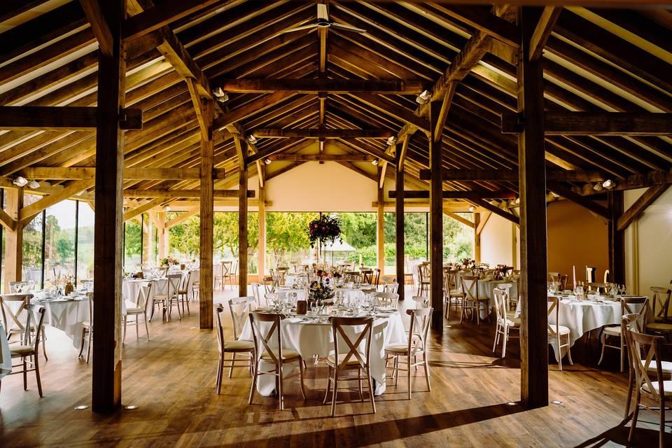 Bredenbury Court Barns_Barn Wedding Venue_Midlands Wedding Venue 63