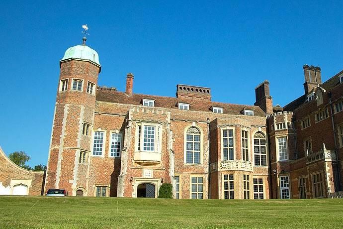 Madingley Hall 4