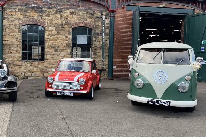 Vintage cars Huddersfield