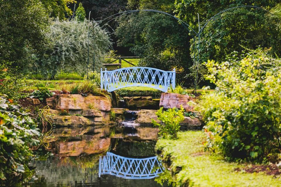 Shuttleworth Swiss Garden