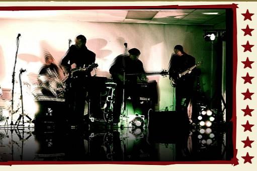Citrus Heights band shot