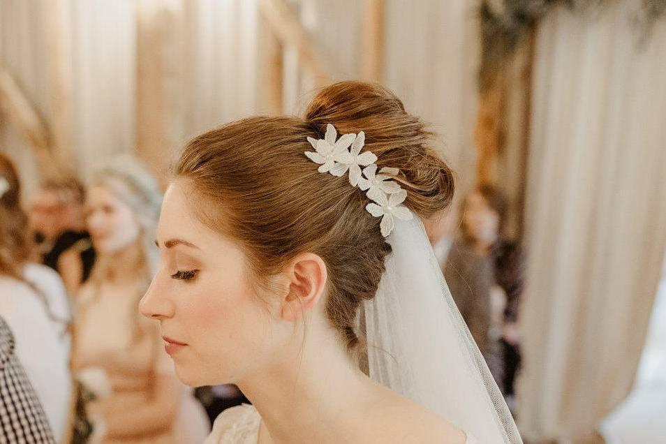 Bride - Arabella Hair Pins