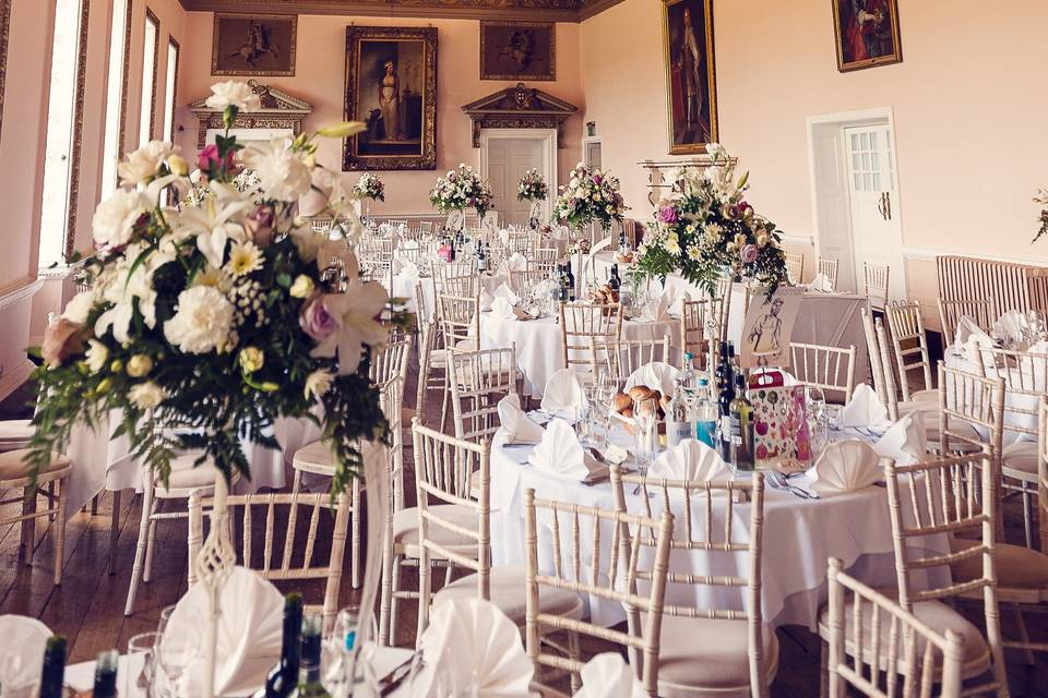 State Dining Room (Photo from Kate Hopewell Smith Photography)