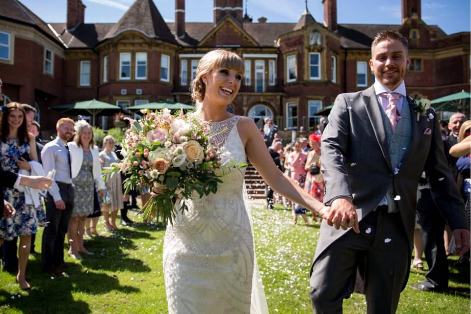 Weddings at Moor Hall Hotel