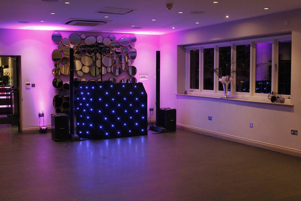 Mobile Disco and Djs