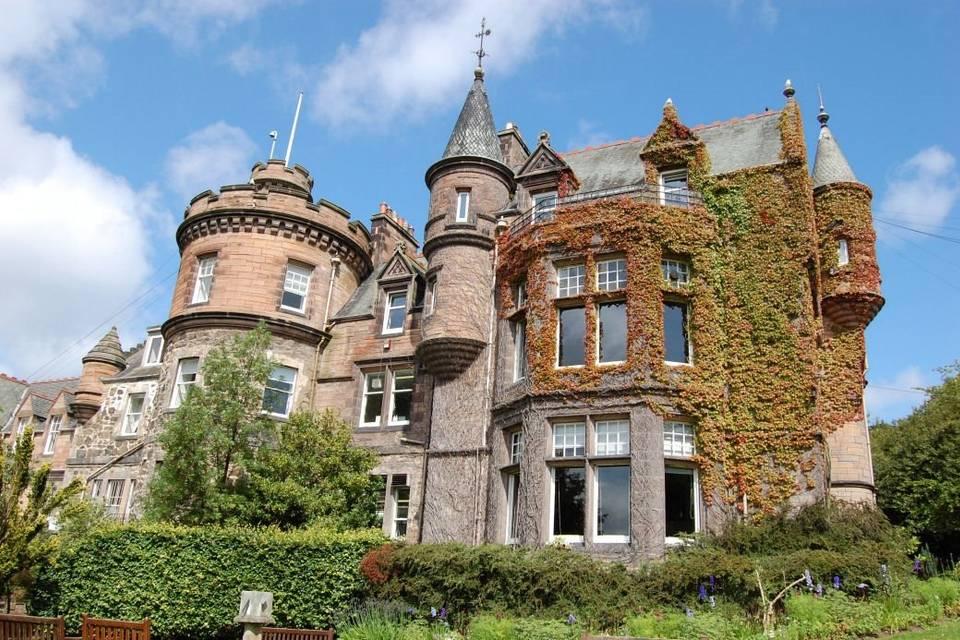 Mansion House, Edinburgh Zoo