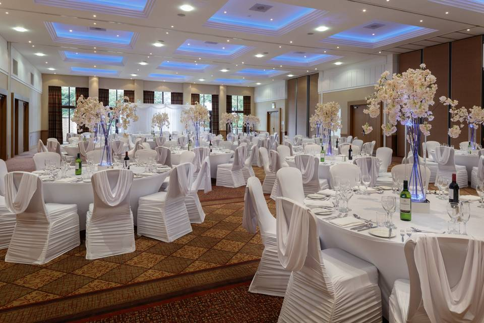 DoubleTree by Hilton Glasgow Westerwood Spa and Golf Resort 21