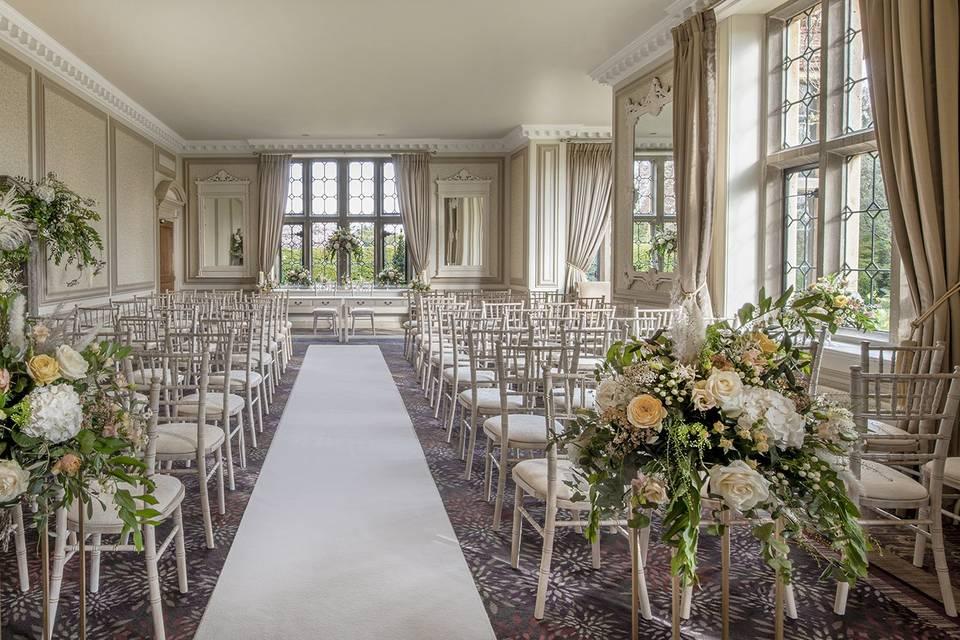 Manor House ceremony