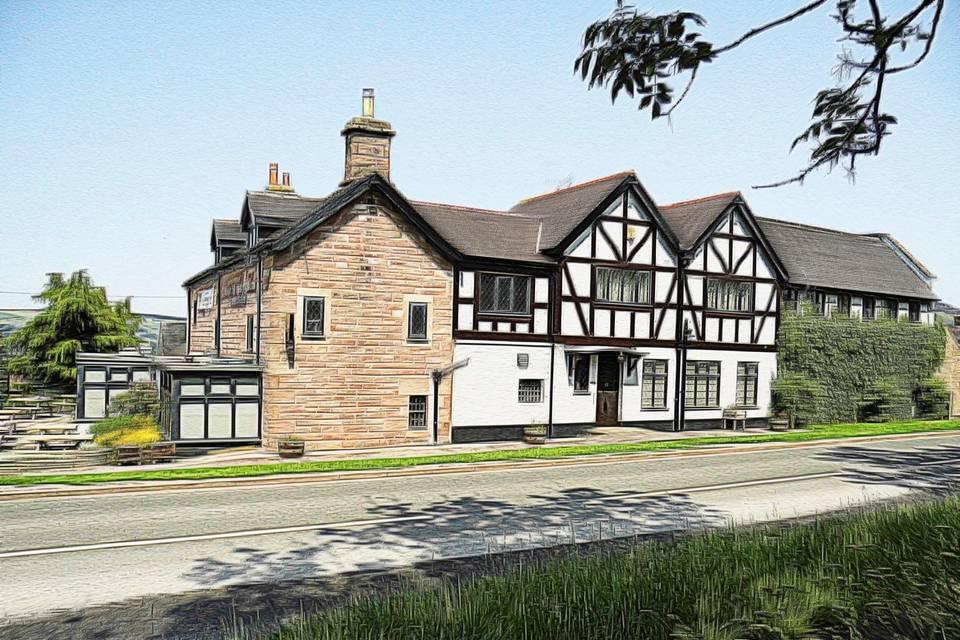 The Three Horseshoes Country Inn & Spa