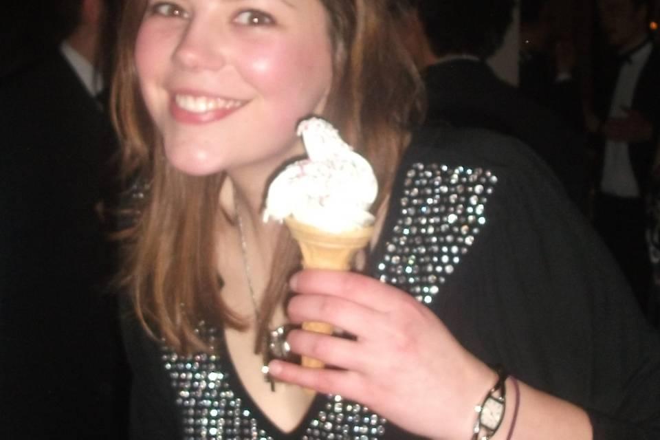 Soft Whippy Ice Creams