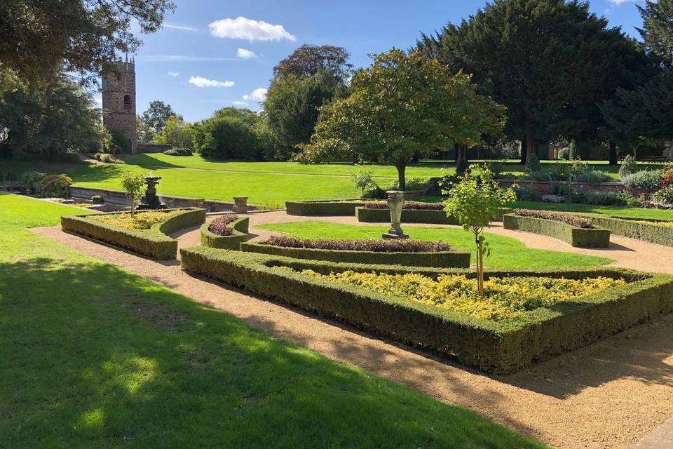The Gardens at Goldney