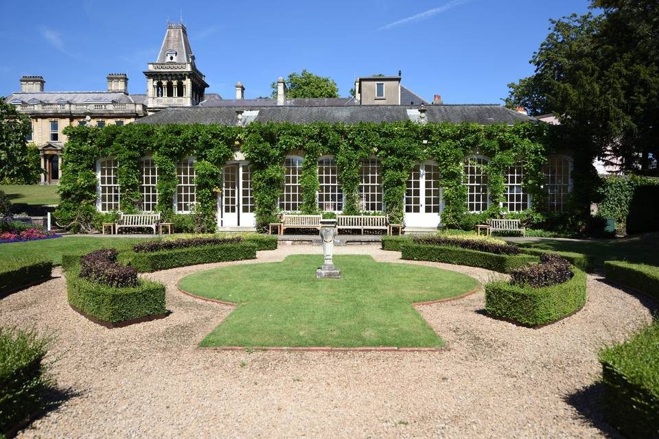 The Orangery at Goldney House